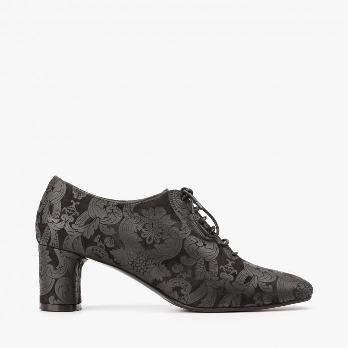 Pantofi dama Giorgo Fabiani negri 1