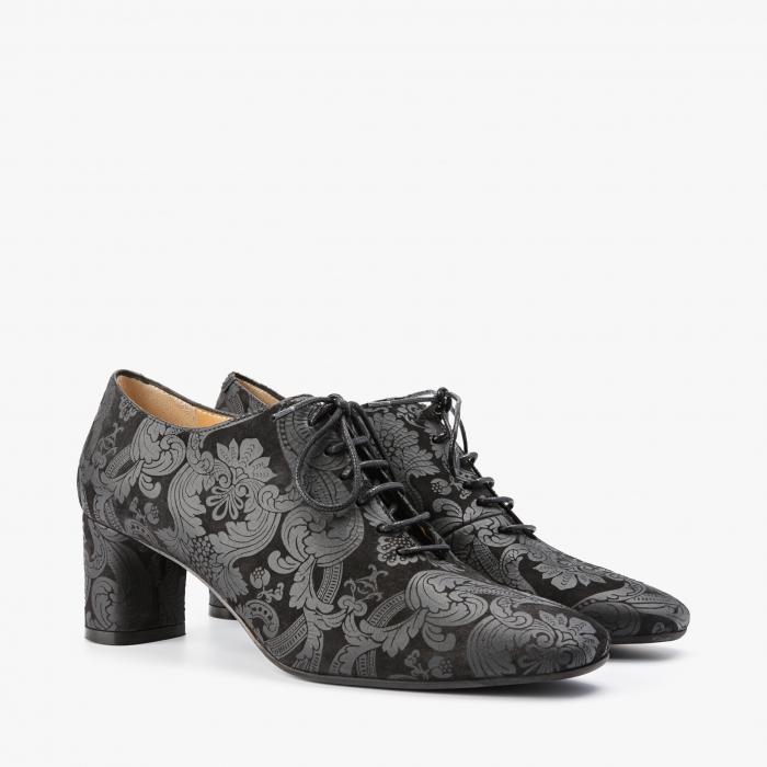 Pantofi dama Giorgo Fabiani negri 0