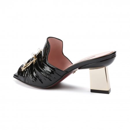 Papuci dama Giorgio Fabiani negri2