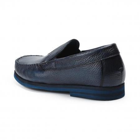Pantofi barbati Mario Bruni bleumarin2