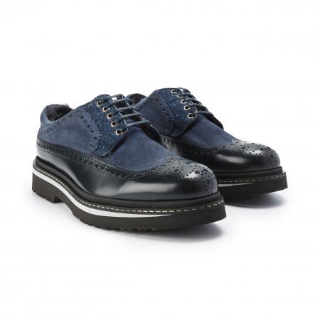 Pantofi barbati Gianfranco Butteri0
