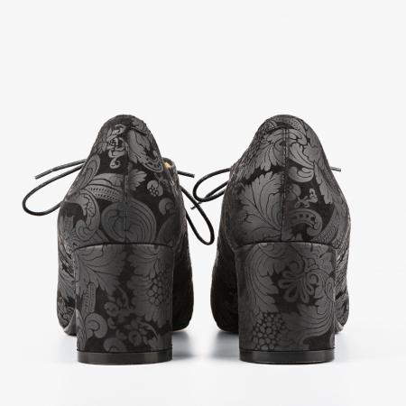 Pantofi dama Giorgo Fabiani negri2