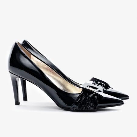 Pantofi dama Sandro Vicari bleumarin0