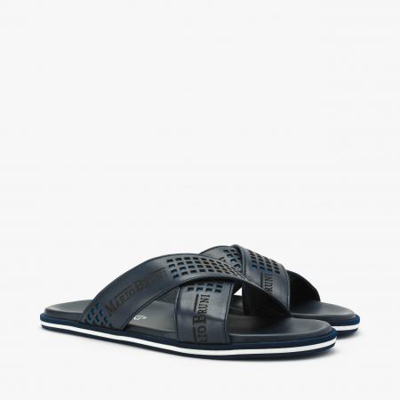Papuci barbati Mario Bruni [0]