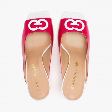 Papuci dama Giannini & Ilari4