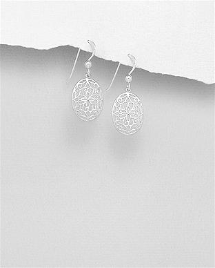 Cercei din argint - Alice 1C-210 0