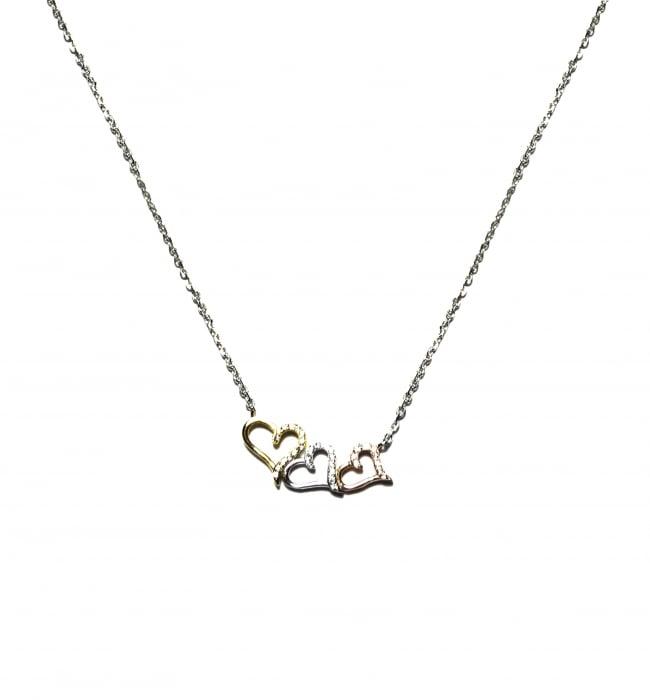 Colier Celeste LOVE din argint CL10MAF-106 0
