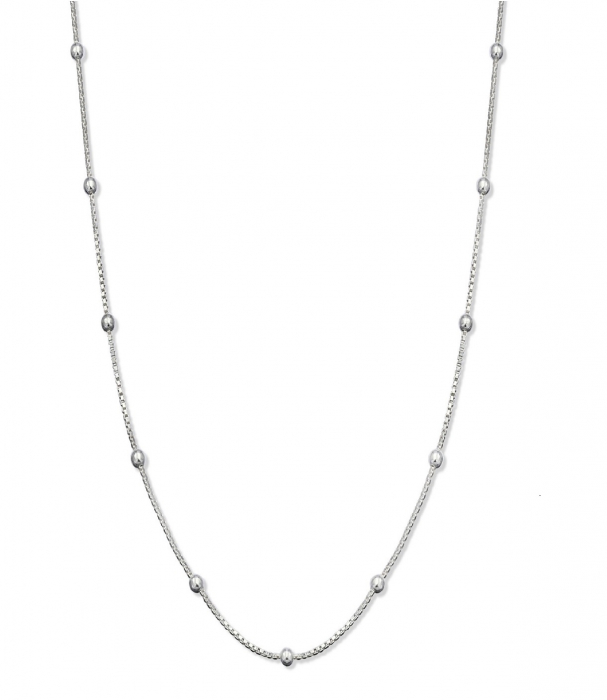 Lantisor din argint cu sfere 1CL-315 0