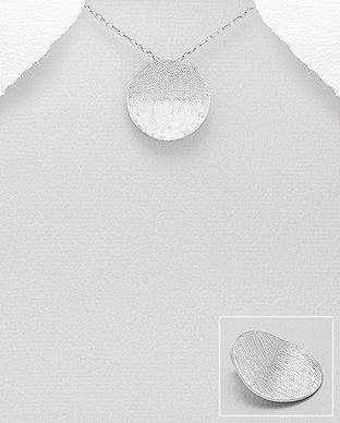 Pandantiv din argint tip banut 1P-425 - bijuterii din argint 0