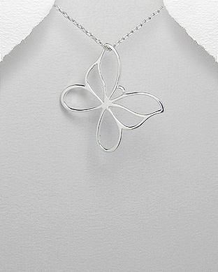 Pandantiv Butterfly din argint 1P-317 0