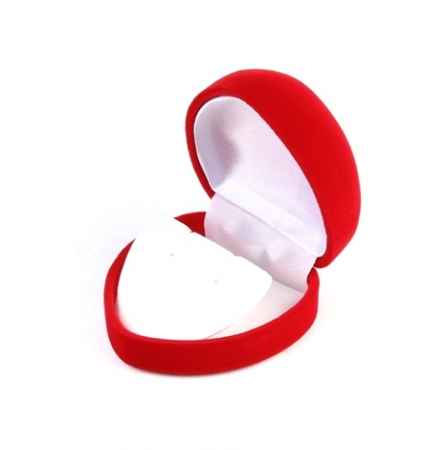 Cutiuta inima pentru cercei sau pandantiv 301821