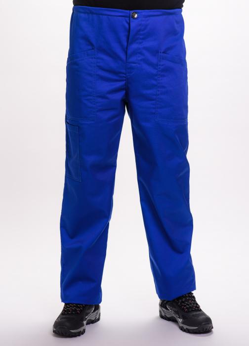 Costum salopeta STANDARD cu pantalon talie, TERCOT [1]