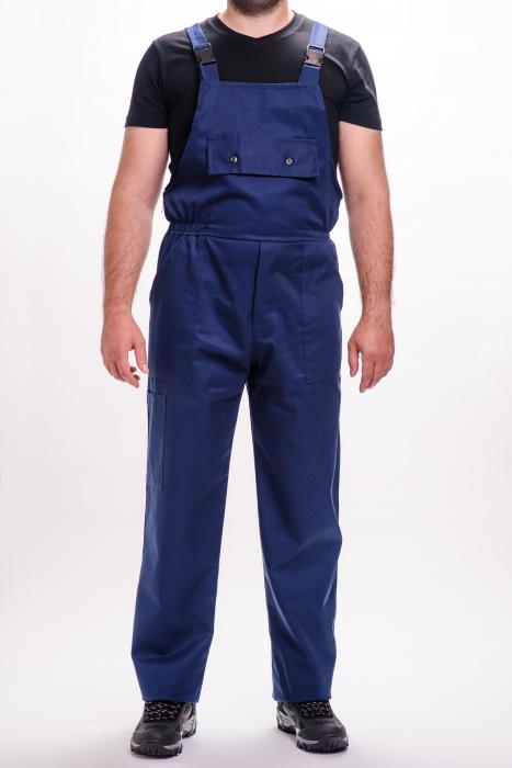 Pantalon pieptar STANDARD de lucru, DOC [0]