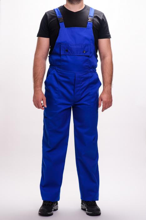 Pantalon pieptar STANDARD de lucru, TERCOT [0]