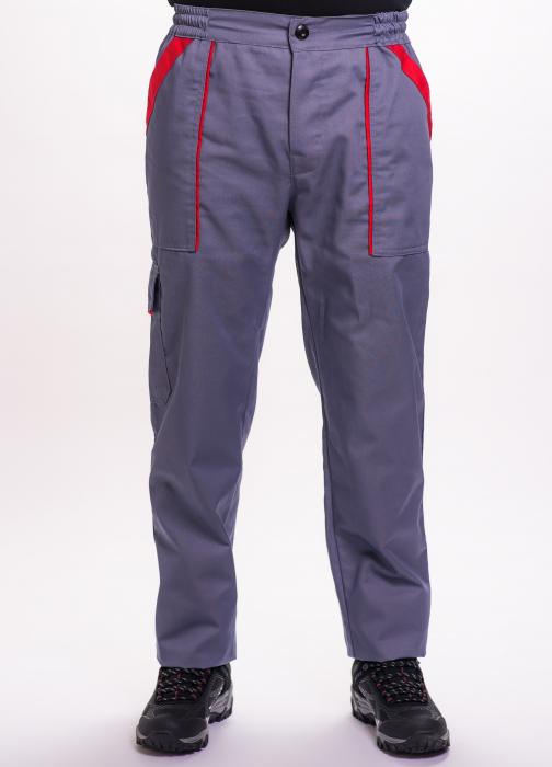Pantalon talie BCD de lucru, TERCOT [0]