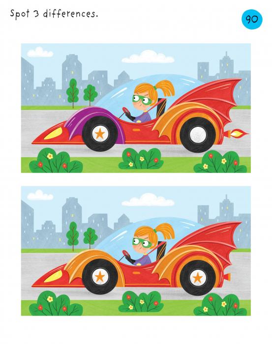 Little Children's Superheroes Puzzles [2]