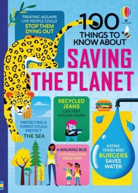 100 Things to Know About Saving the Planet [0]