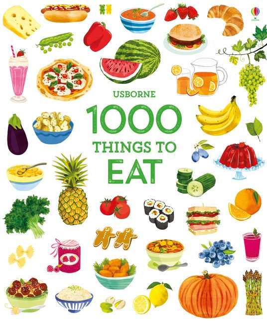 1000 Things to Eat [0]