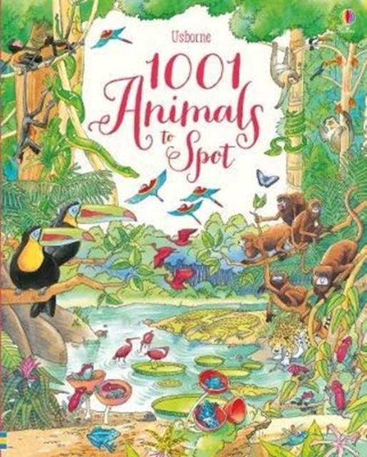 1001 Animals to Spot [0]