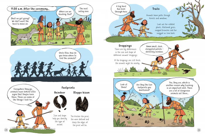 24 Hours In the Stone Age [3]
