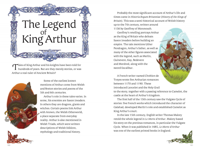 Adventures of King Arthur [2]