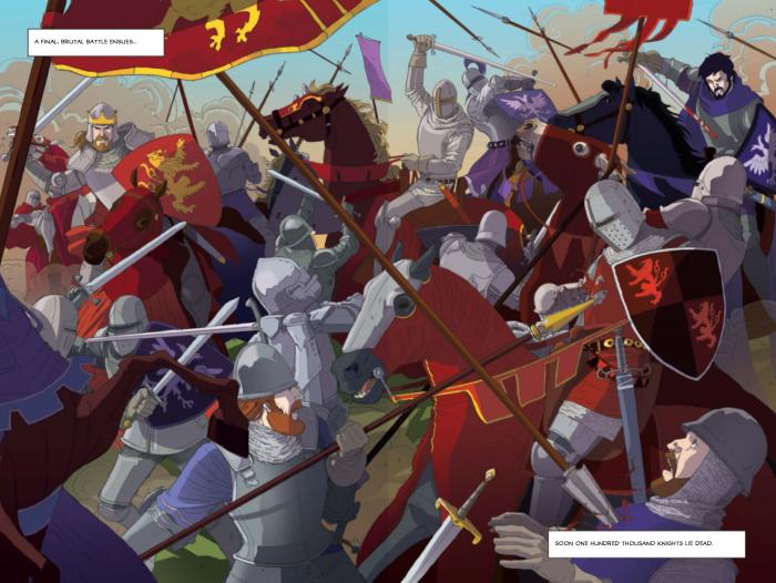 Adventures of King Arthur [1]