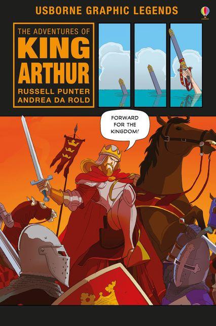 Adventures of King Arthur Graphic Novel [0]