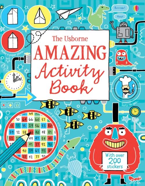 Amazing Activity Book [0]