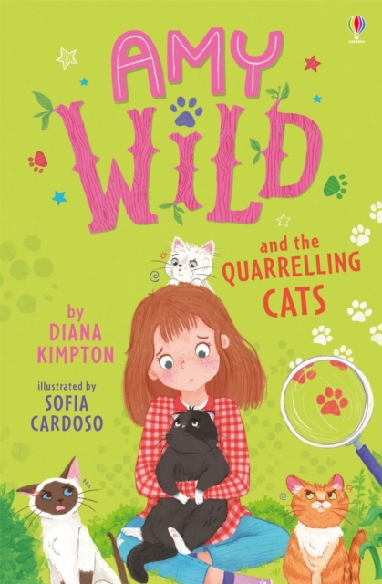 Amy Wild and the Quarrelling Cats [0]