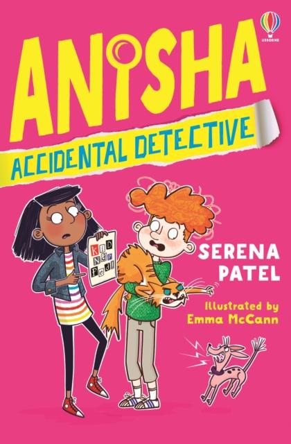 Anisha, Accidental Detective [0]