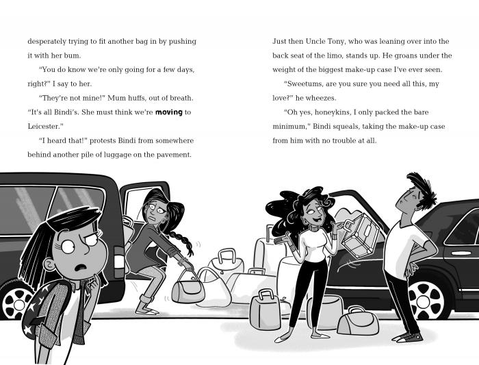 Anisha, Accidental Detective: Granny Trouble [4]