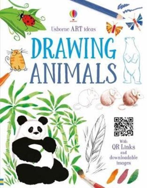 Art Ideas Drawing Animals [0]