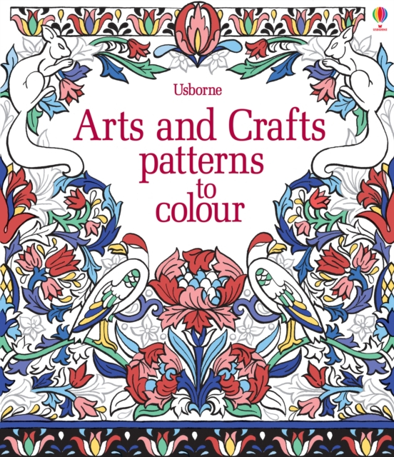 Arts and Crafts Patterns to Colour [0]