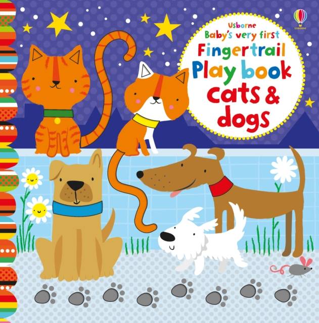 Baby's very first Fingertrail Playbook cats & dogs [0]