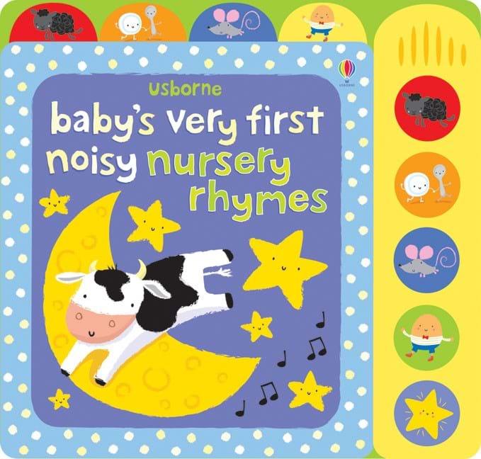Baby's very first noisy nursery rhymes [0]