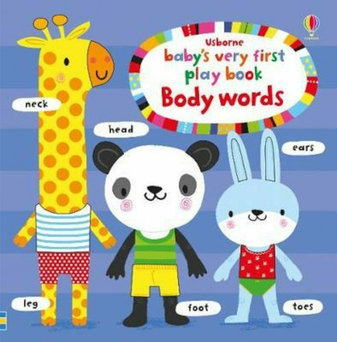 Baby's very first playbook body words [0]