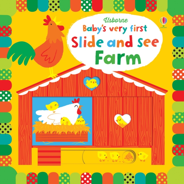 Baby's Very First Slide and See Farm [0]