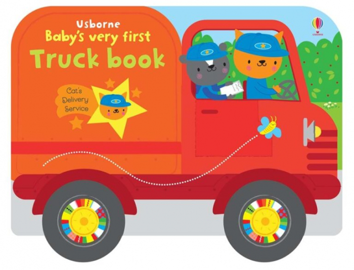 Baby's very first: Truck book [0]