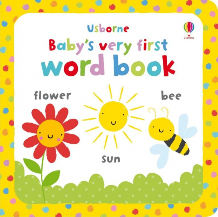 Baby's very first word book [0]