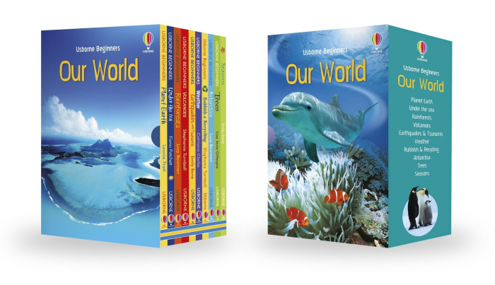 Beginners Boxset Our World - 10 book set [0]