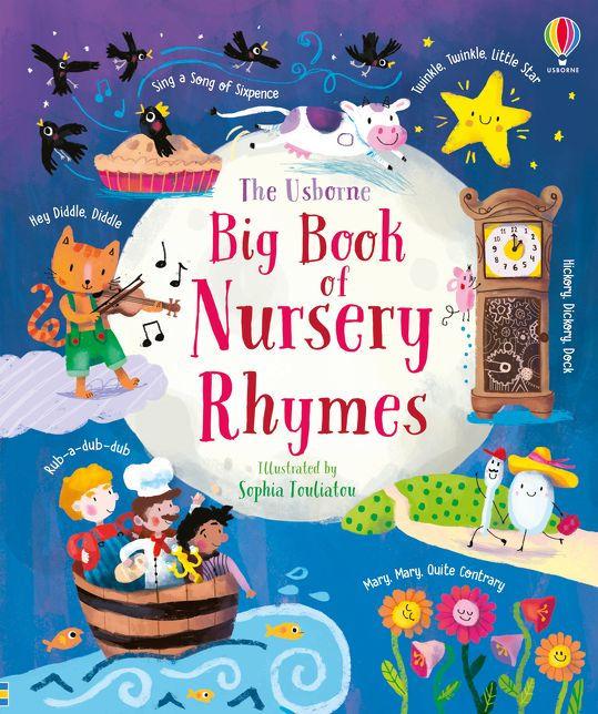 Big Book of Nursery Rhymes [0]