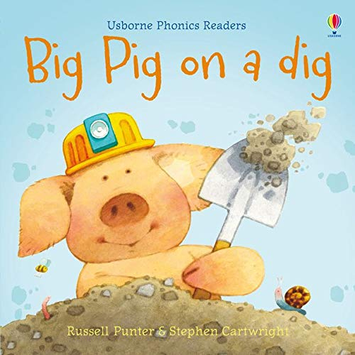 Big pig on a dig [0]