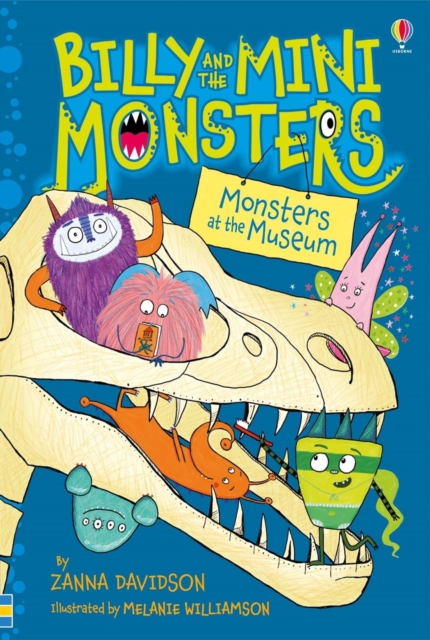 Billy and the Mini Monsters at the Museum [0]