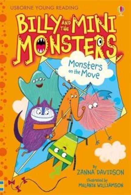 Billy and the Mini Monsters Monsters on the Move [0]