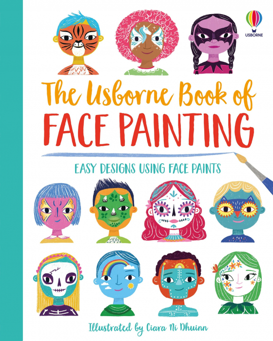 Book of Face Painting [0]