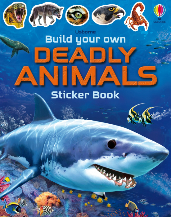 Build Your Own Deadly Animals [0]