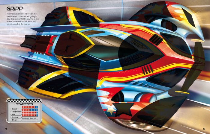 Build Your Own Supercars Sticker Book [2]