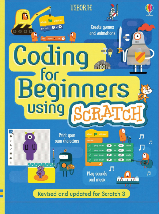 Coding for Beginners: Using Scratch [0]