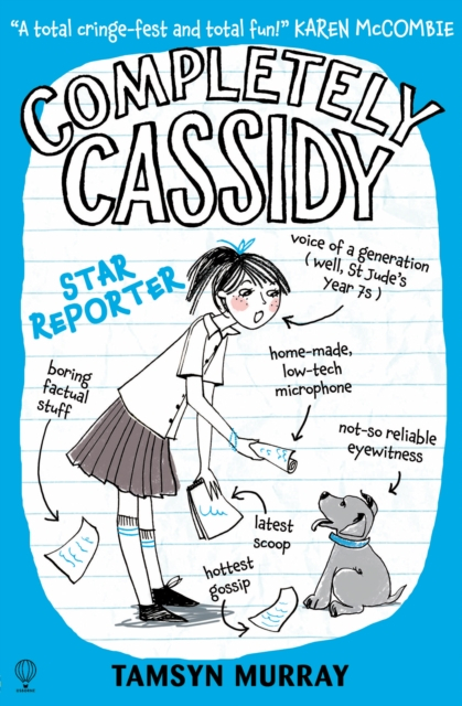 Completely Cassidy Star Reporter [0]