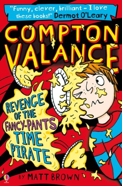 Compton Valance - Revenge of the Fancy-Pants Time Pirate Matt Brown [0]